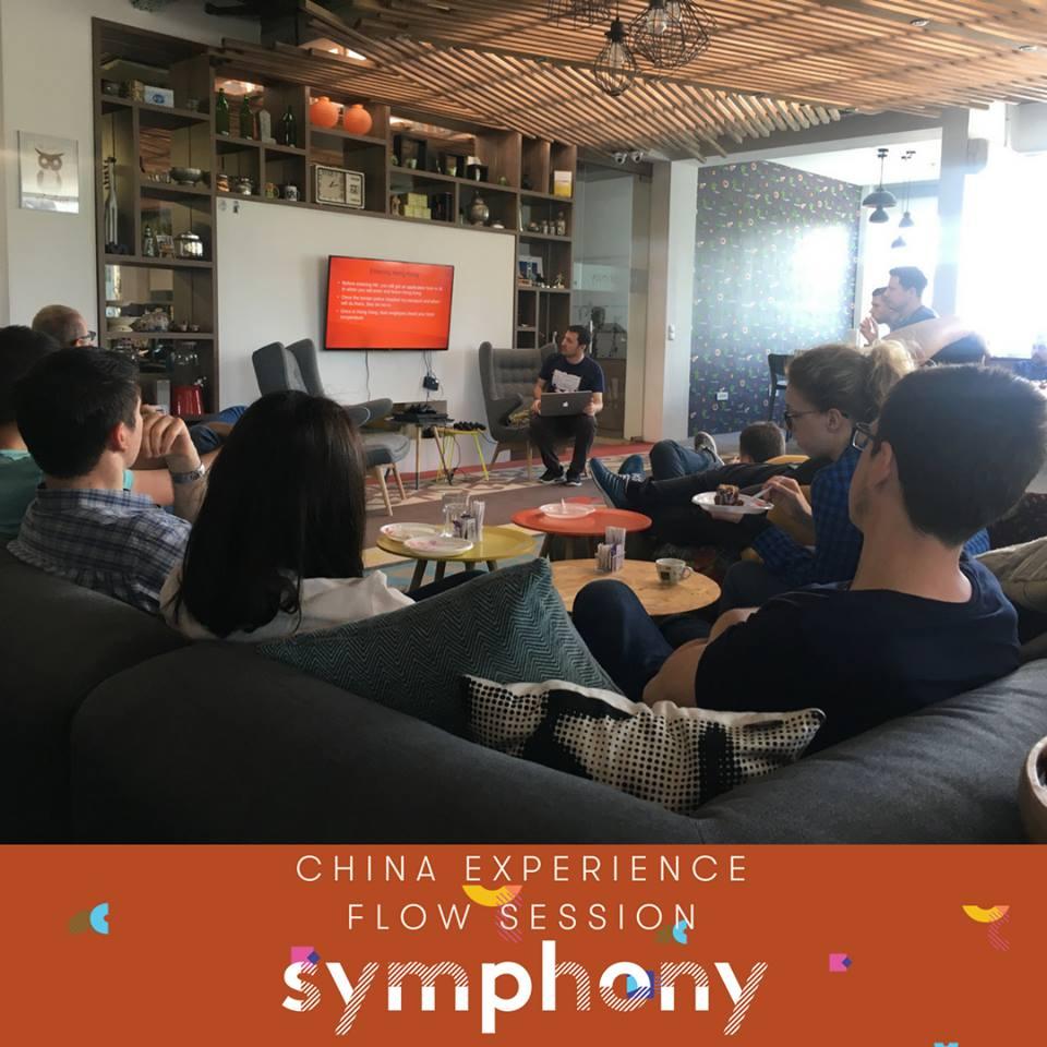 Symphony / Kazoze, ocijeni poslodavca...